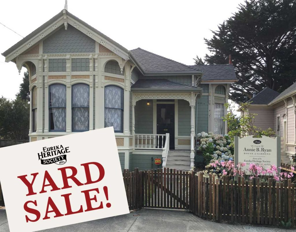 Yard Sale at Annie B. Ryan House and Gardens